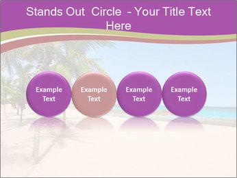 Scenic Beach PowerPoint Template - Slide 76