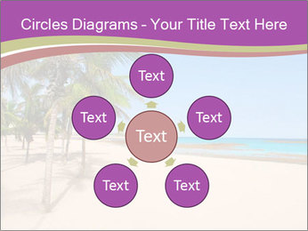 Scenic Beach PowerPoint Template - Slide 78