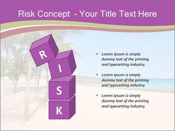 Scenic Beach PowerPoint Template - Slide 81