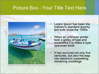 Summer On Seaside PowerPoint Template - Slide 13