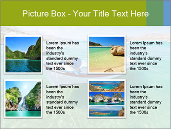 Summer On Seaside PowerPoint Template - Slide 14