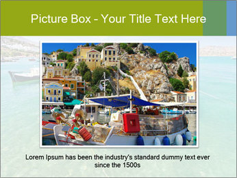 Summer On Seaside PowerPoint Template - Slide 15