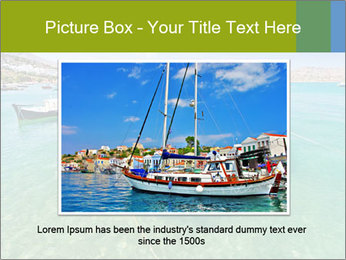 Summer On Seaside PowerPoint Template - Slide 16