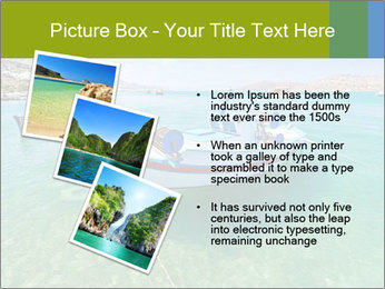 Summer On Seaside PowerPoint Template - Slide 17