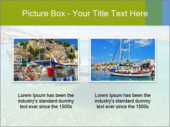 Summer On Seaside PowerPoint Template - Slide 18