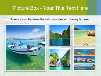 Summer On Seaside PowerPoint Template - Slide 19