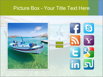 Summer On Seaside PowerPoint Template - Slide 21