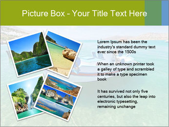 Summer On Seaside PowerPoint Template - Slide 23