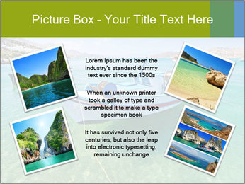 Summer On Seaside PowerPoint Template - Slide 24