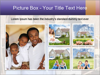 African Married Couple PowerPoint Templates - Slide 19