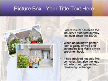 African Married Couple PowerPoint Template - Slide 20