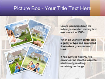 African Married Couple PowerPoint Template - Slide 23