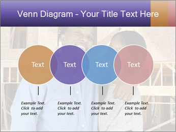 African Married Couple PowerPoint Templates - Slide 32