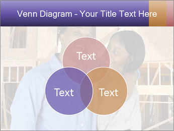 African Married Couple PowerPoint Template - Slide 33