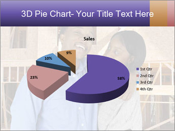 African Married Couple PowerPoint Templates - Slide 35