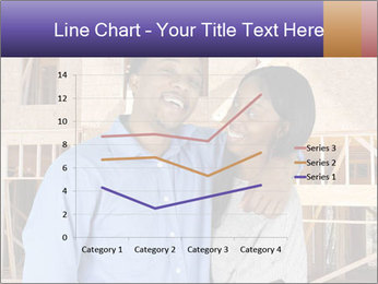 African Married Couple PowerPoint Templates - Slide 54