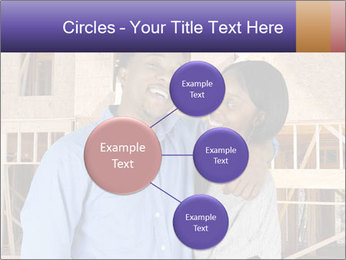 African Married Couple PowerPoint Templates - Slide 79