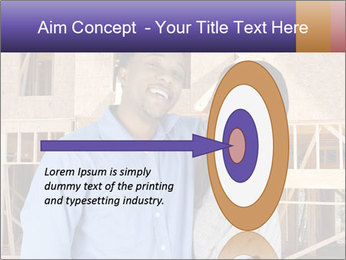 African Married Couple PowerPoint Template - Slide 83