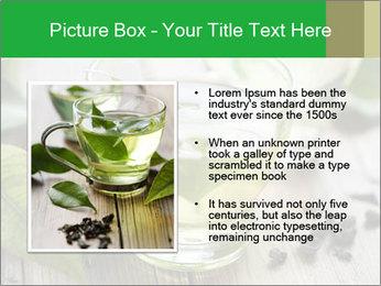 Antioxidant Herbal Tea PowerPoint Template - Slide 13