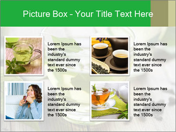 Antioxidant Herbal Tea PowerPoint Template - Slide 14