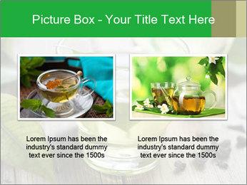 Antioxidant Herbal Tea PowerPoint Template - Slide 18