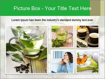 Antioxidant Herbal Tea PowerPoint Template - Slide 19
