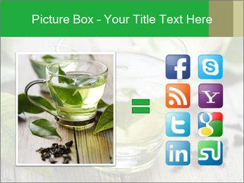 Antioxidant Herbal Tea PowerPoint Template - Slide 21