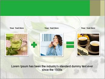 Antioxidant Herbal Tea PowerPoint Template - Slide 22