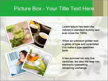 Antioxidant Herbal Tea PowerPoint Template - Slide 23