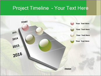 Antioxidant Herbal Tea PowerPoint Template - Slide 26