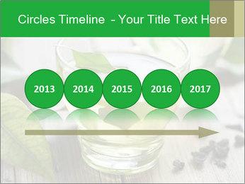 Antioxidant Herbal Tea PowerPoint Template - Slide 29