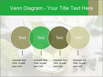 Antioxidant Herbal Tea PowerPoint Template - Slide 32