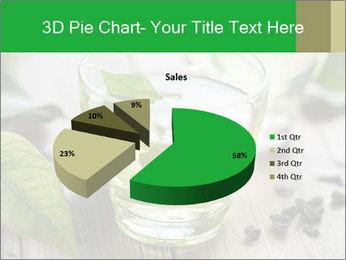 Antioxidant Herbal Tea PowerPoint Template - Slide 35
