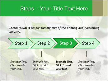 Antioxidant Herbal Tea PowerPoint Template - Slide 4