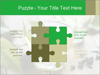 Antioxidant Herbal Tea PowerPoint Template - Slide 43
