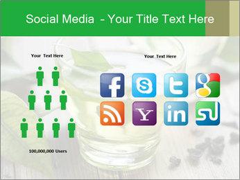 Antioxidant Herbal Tea PowerPoint Template - Slide 5