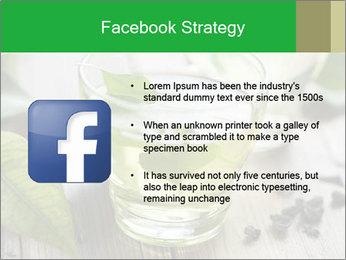 Antioxidant Herbal Tea PowerPoint Template - Slide 6