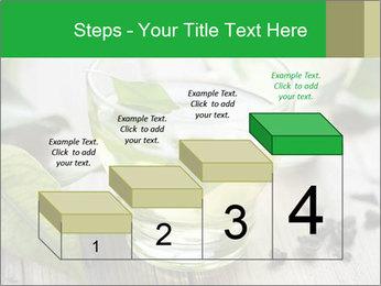 Antioxidant Herbal Tea PowerPoint Template - Slide 64
