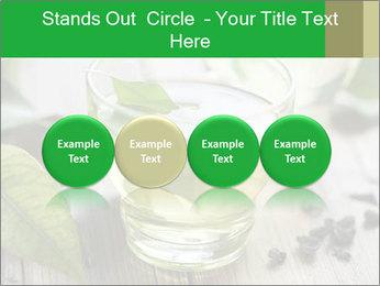 Antioxidant Herbal Tea PowerPoint Template - Slide 76
