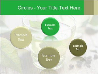 Antioxidant Herbal Tea PowerPoint Template - Slide 77