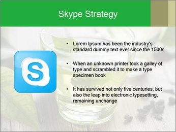 Antioxidant Herbal Tea PowerPoint Template - Slide 8