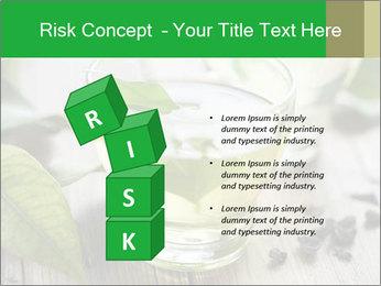 Antioxidant Herbal Tea PowerPoint Template - Slide 81