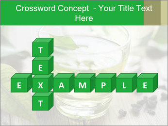 Antioxidant Herbal Tea PowerPoint Template - Slide 82