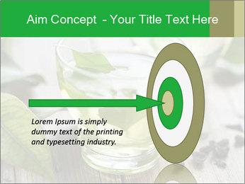 Antioxidant Herbal Tea PowerPoint Template - Slide 83