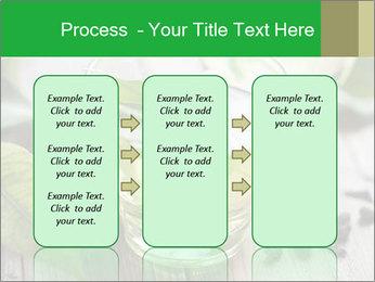Antioxidant Herbal Tea PowerPoint Template - Slide 86