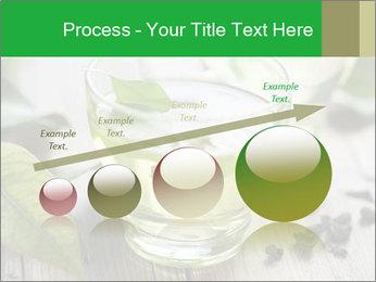 Antioxidant Herbal Tea PowerPoint Template - Slide 87