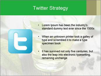 Antioxidant Herbal Tea PowerPoint Template - Slide 9