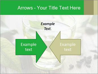 Antioxidant Herbal Tea PowerPoint Template - Slide 90