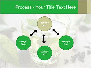 Antioxidant Herbal Tea PowerPoint Template - Slide 91