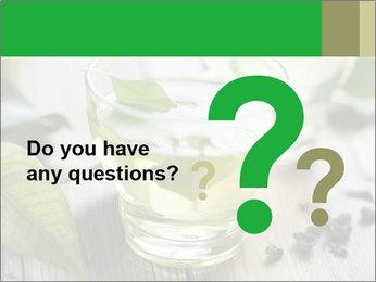 Antioxidant Herbal Tea PowerPoint Template - Slide 96